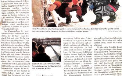 Verein Freundeskreis der Gemeinschaft in der Heilstätte Harzgerode e.V.