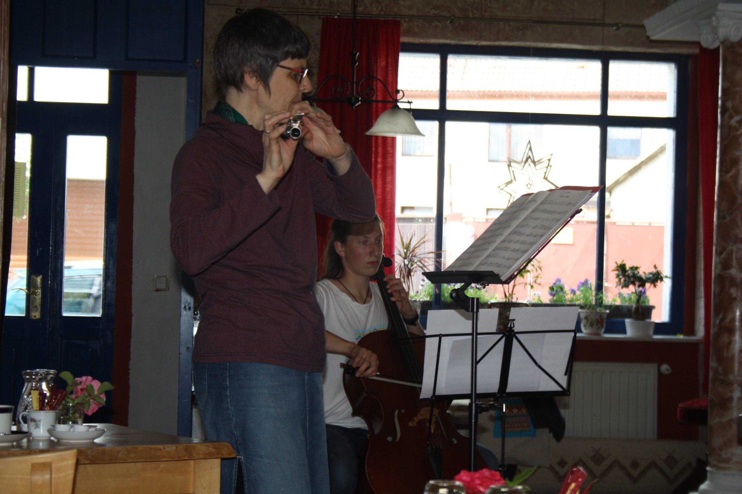 Musikalisches Erzählcafé