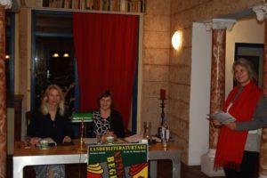 Lesung mit Monika Brunner und Renate Sattler